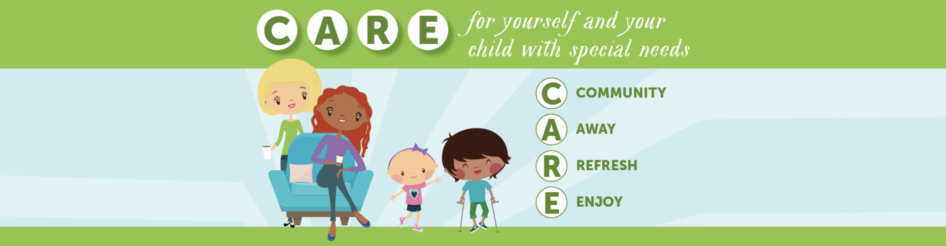 care banner